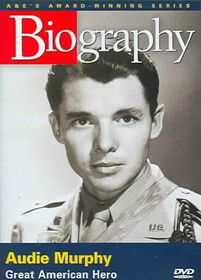 Audie Murphy - (Region 1 Import DVD)