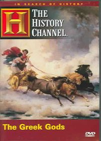 In Search of History:Greek Gods - (Region 1 Import DVD)