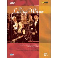 Schellenberger/Gilfry/Welser-M - Lehar: The Merry Widow (DVD)