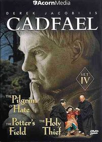 Cadfael Collection Set 4 3cpk - (Region 1 Import DVD)
