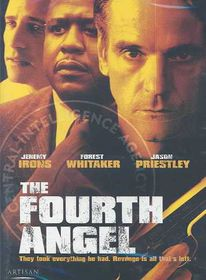 Fourth Angel - (Region 1 Import DVD)