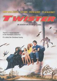 Twister - (Region 1 Import DVD)