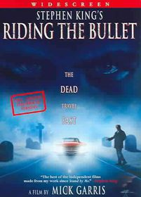 Riding the Bullet - (Region 1 Import DVD)