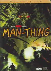 Man Thing - (Region 1 Import DVD)