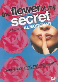 Flower of My Secret - (Region 1 Import DVD)