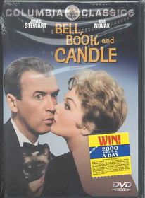 Bell Book and Candle - (Region 1 Import DVD)
