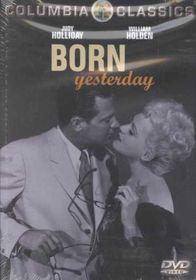 Born Yesterday - (Region 1 Import DVD)