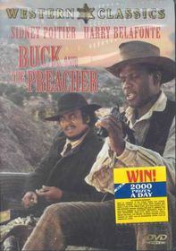 Buck and the Preacher - (Region 1 Import DVD)