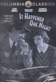 It Happened One Night - (Region 1 Import DVD)