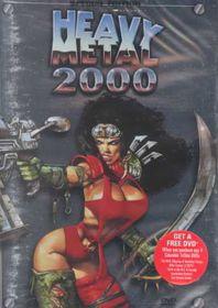 Heavy Metal 2000 - (Region 1 Import DVD)