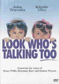 Look Who's Talking Too - (Region 1 Import DVD)
