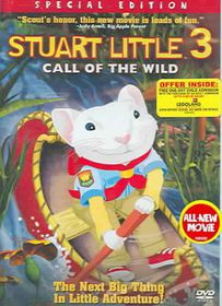 Stuart Little 3:Call of the Wild - (Region 1 Import DVD)