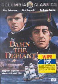 Damn the Defiant - (Region 1 Import DVD)