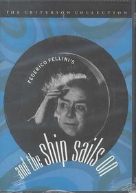 And the Ship Sails on - (Region 1 Import DVD)