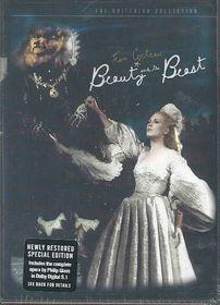 Beauty and the Beast (La Belle Et La) - (Region 1 Import DVD)