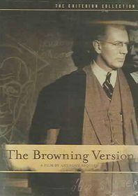Browning Version - (Region 1 Import DVD)