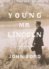 Young Mr. Lincoln - (Region 1 Import DVD)