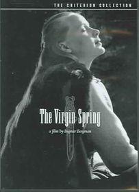 Virgin Spring - (Region 1 Import DVD)