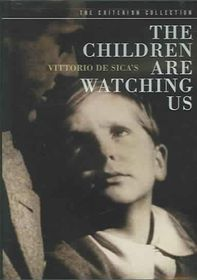 Children Are Watching Us - (Region 1 Import DVD)