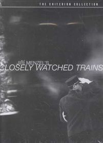 Closely Watched Trains - (Region 1 Import DVD)