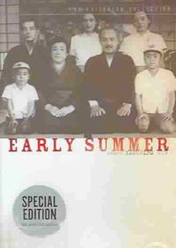 Early Summer - (Region 1 Import DVD)