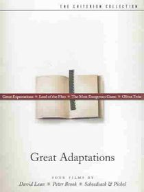 Great Adaptations - (Region 1 Import DVD)