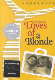 Loves of a Blonde - (Region 1 Import DVD)