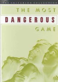 Most Dangerous Game - (Region 1 Import DVD)