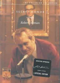 Secret Honor - (Region 1 Import DVD)