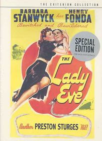 Lady Eve - (Region 1 Import DVD)