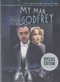 My Man Godfrey - (Region 1 Import DVD)