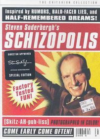 Schizopolis      Criterion Collection - (Region 1 Import DVD)