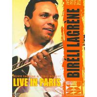 Bireli Lagrene & Gipsy Project:Live - (Region 1 Import DVD)