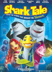 Shark Tale - (Region 1 Import DVD)