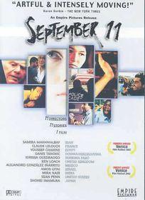 September 11 - (Region 1 Import DVD)