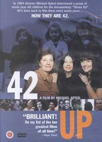 42 up - (Region 1 Import DVD)