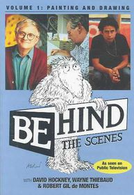 Behind the Scenes - Painting & Draw - (Region 1 Import DVD)