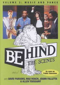 Behind the Scenes - Music & Dance - (Region 1 Import DVD)