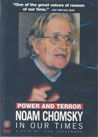 Power and Terror: Noam Chomsky in Our Times - (Region 1 Import DVD)