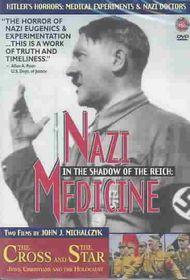 Nazi Medicine/Cross and the Star - (Region 1 Import DVD)
