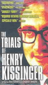Trials of Henry Kissinger - (Region 1 Import DVD)