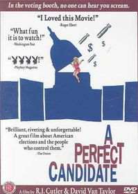 Perfect Candidate - (Region 1 Import DVD)