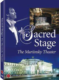 Sacred Stage - (Region 1 Import DVD)