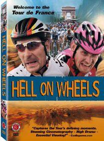 Hell on Wheels - (Region 1 Import DVD)