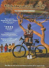 Emmanuel's Gift - (Region 1 Import DVD)