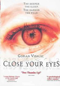 Close Your Eyes - (Region 1 Import DVD)