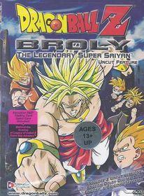 Dbz:Broly Legendary Super - (Region 1 Import DVD)