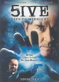 5ive Days to Midnight - (Region 1 Import DVD)