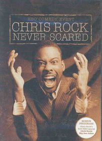 Chris Rock:Never Scared - (Region 1 Import DVD)