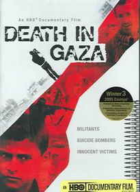 Death in Gaza - (Region 1 Import DVD)
